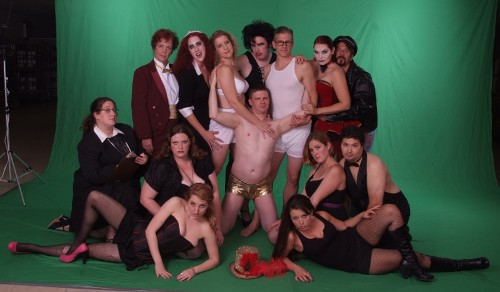 Cast Photo for The Rocky Horror Show